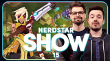 NerdStar Show #15 - Fail and Fortune