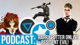 Harry Potter MMO & The Last Of Us der Film - Radio NerdStar #006