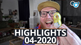 Chabos wissen wo man Abo klickt! | NerdStar Twitch Highlights April 2020