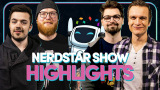 NerdStar Show - Highlights #1